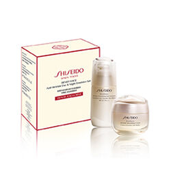 Shiseido BENEFIANCE Anti-Wrinkle Day & Night Set (Emulsion)