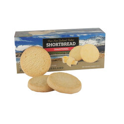 Aotea Baking Company Pure New Zealand Butter Shortbread 180g