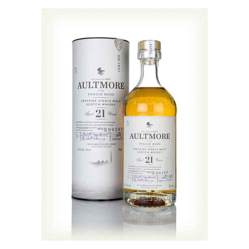 Aultmore 21 Year Old Whisky 700ml