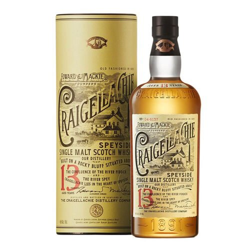 Craigellachie 13 Year Old Whisky 1L
