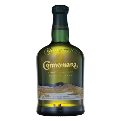 Connemara Peated Single Malt  Whiskey 70cl