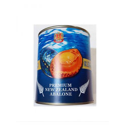Gold Label Canned New Zealand Abalone 2 Pieces Braised 213g