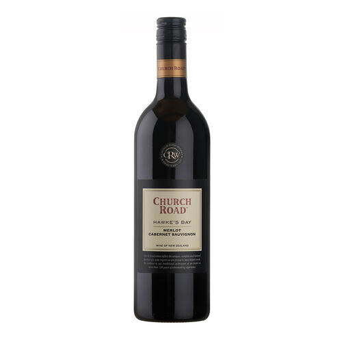 Church Road Merlot Cabernet Sauvignon 750ml