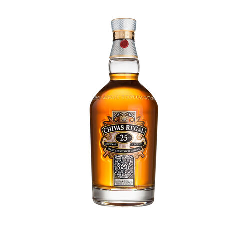 Chivas 25 Year Old Scotch 700ml