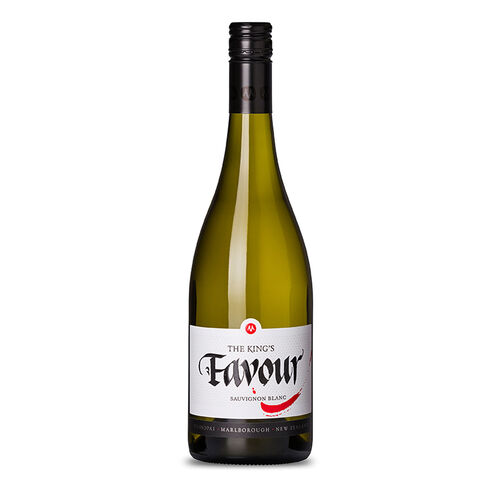 The King's Series The Kings Favour Sauvignon Blanc 750ml