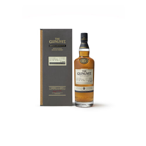 Glenlivet 14 Year Old Single Cask Sherry Butt