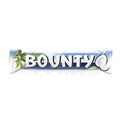 Bounty Bounty Milk Single 57G 12X24