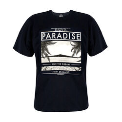 Sweet Life Clothing Escape to Paradise Adults Tee