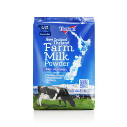 Theland New Zealand Wholemilk Powder Sachet 1Kg