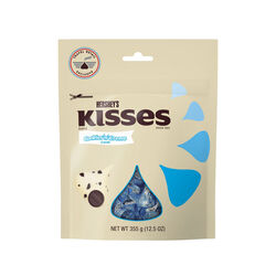 Hershey's Cookies N' Creme Kisses Pouch 355g