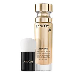 Lancome Absolue Foundation Fluid & Brush