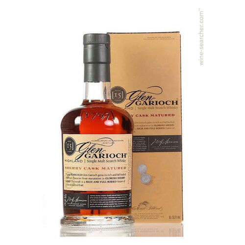 Glen Garioch 15 Years Old Whisky 70cl
