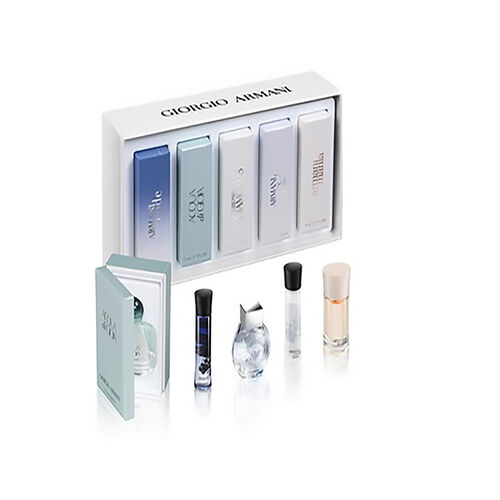 Armani Women Coffret Mini Books