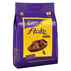 Cadbury Flake Miniature Bag 170g