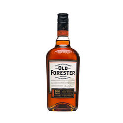 Old Forester Signature 100 Proof 50% 1L