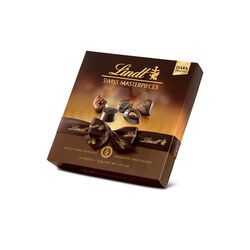 Lindt Dark Swiss Masterpieces Box 145g