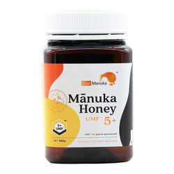 Kiwi Manuka UMF 5+ Manuka Honey 500g