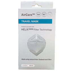 Aircare Travel Mask  2 pack