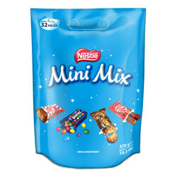 Nestle Mini Mix Snack Bag 158g