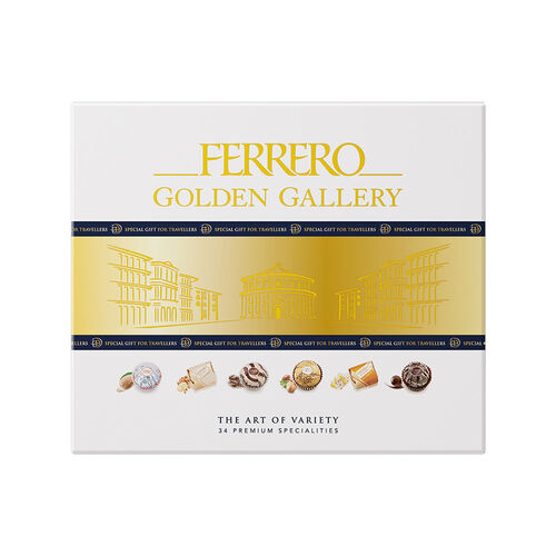 Ferrero Golden Gallery T34X8 Overseas