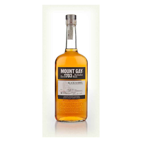Mount Gay Gay Black Bar Rum 1L