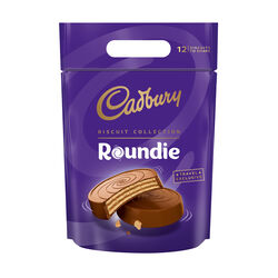 Cadbury Cadbury Biscuits Roundies Pouch 360g