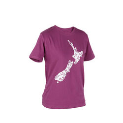 Kia Kaha Women's Map Tee