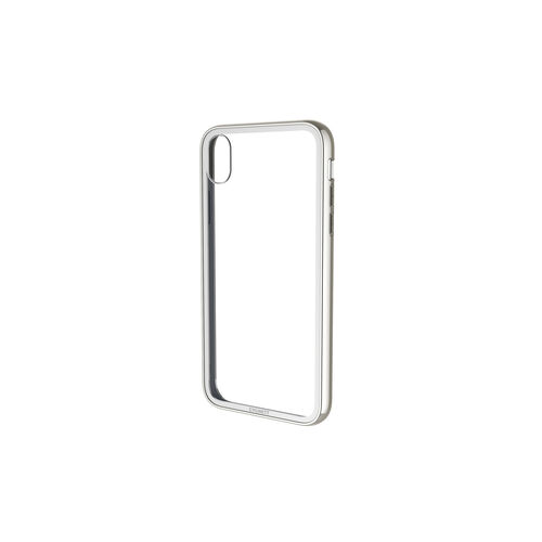 Cygnet Electronics Acc Ozone 9H Tempered Glass Case for iPhone XS, X
