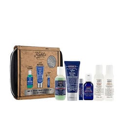 Kiehls Mens Travel Ready Starter Kit