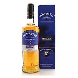 Bowmore 10 Year Old Whisky  1l
