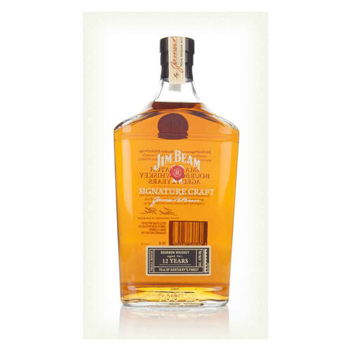 Jim Beam Signture Craft 12 Years Old 70cl
