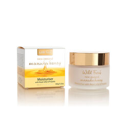 Wild Ferns Manuka Gold Moisturiser with Propolis & Royal Jelly