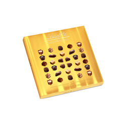 Lindt Mini Pralines Box Gold 155g