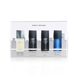 Issey Miyake L'eau D'issey Pour Homme Miniatures Set 4x7ml 2017
