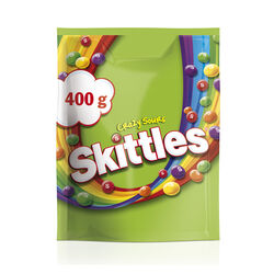 Skittles Skittles Crazy Sours Pouch 10*400G