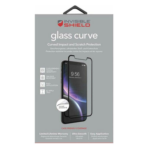 ZAG InvisibleShield Glass Curve for iPhone X/Xs
