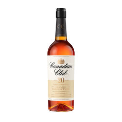 Canadian Club 20 Year Old Whisky 750ml