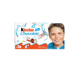 Kinder Chocolate T12 150g