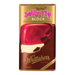 Whittakers Jelly Tip Block 250g