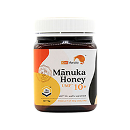 Kiwi Manuka UMF 10+ Manuka Honey 1kg