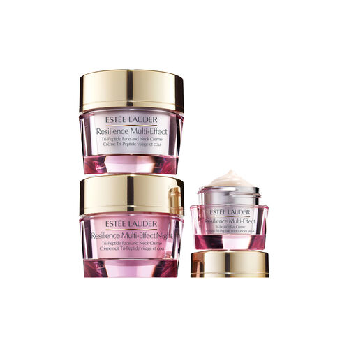 Estee Lauder Resilience Multi Effect 3 To Travel Set 3-To-Travel (NON SPF)