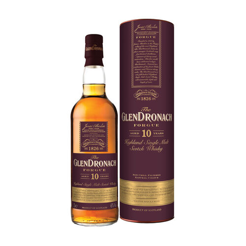 Glendronach 10 Year Old Forgue 1L