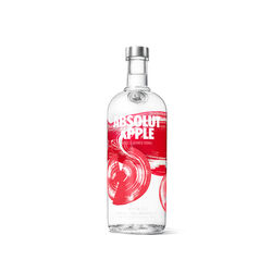 Absolut Apple Vodka 1L