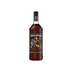 Captain Morgan Black UP Jamaica Rum 1L