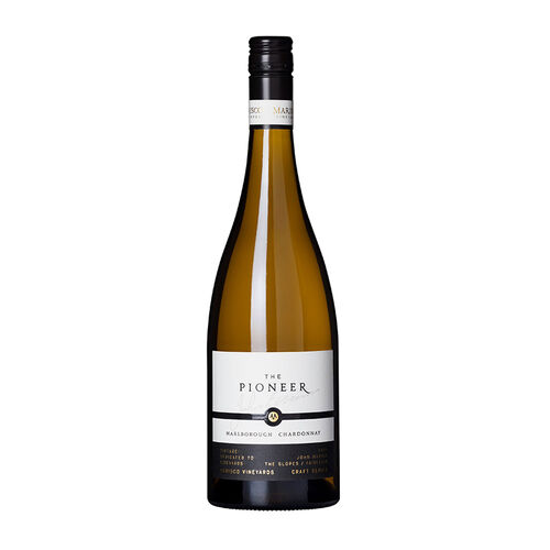 The Craft Series Craft Series The Pioneer Chardonnay 2015 750ml