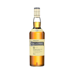 Cragganmore 12 Year Old Scotch 1L