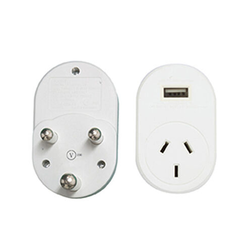 Jackson Outbound Travel Adaptor with USB South Africa