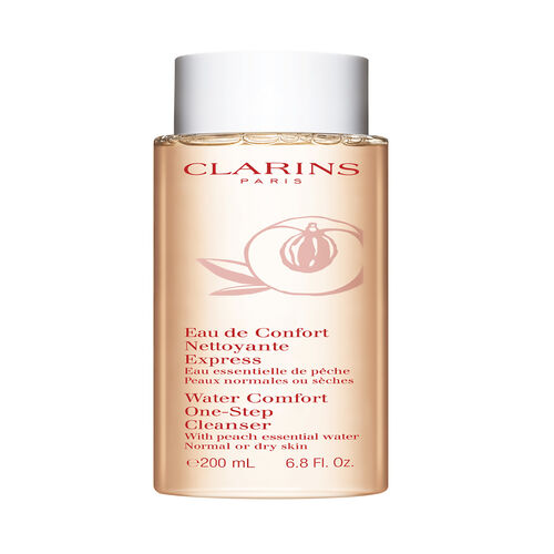 Clarins Water Comfort One Step Cleanser (Normal Or Dry Skin)