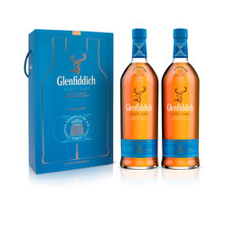 Glenfiddich Select Cask Twin Pack 2 X 1L