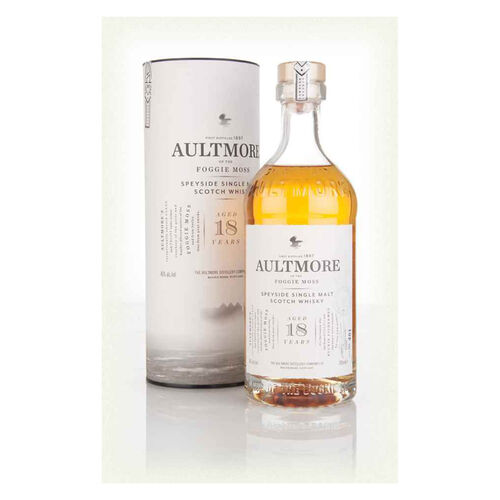 Aultmore 18 Year Old Whisky 700ml